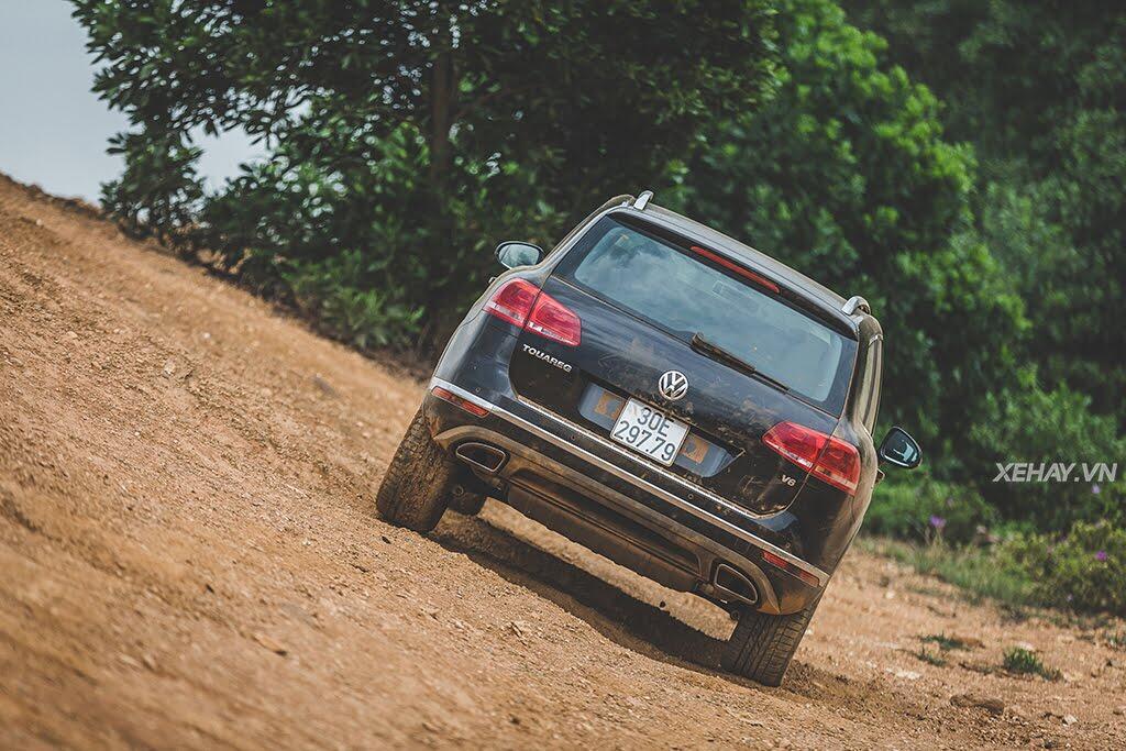 Volkswagen Touareg - Đậm chất Đức - Hình 43
