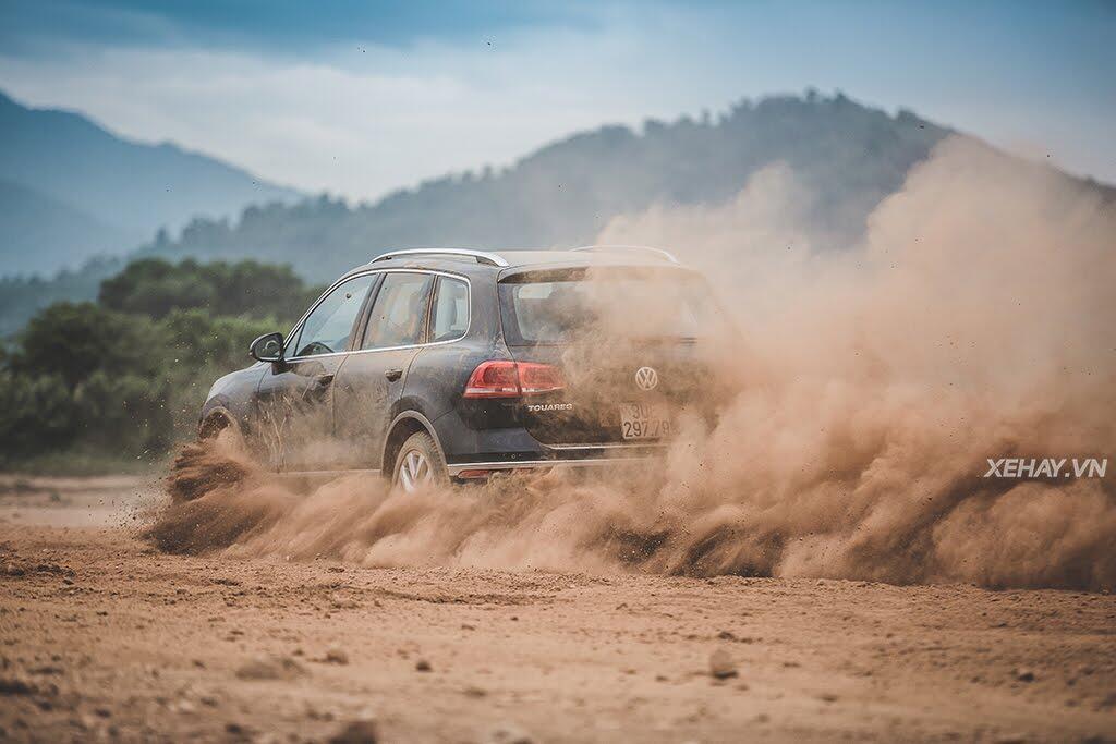 Volkswagen Touareg - Đậm chất Đức - Hình 46