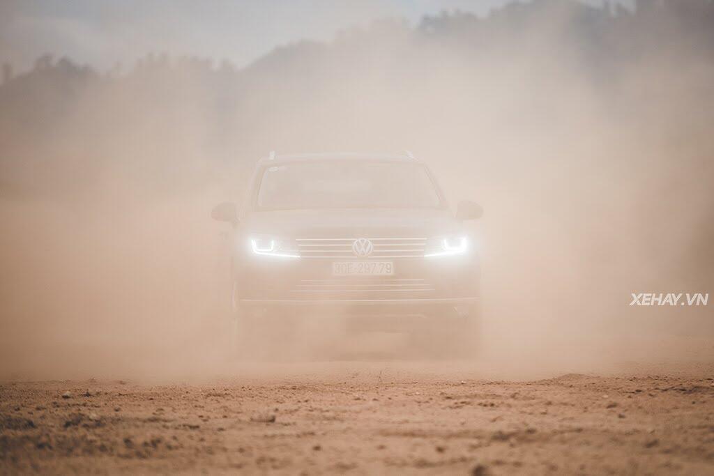 Volkswagen Touareg - Đậm chất Đức - Hình 47