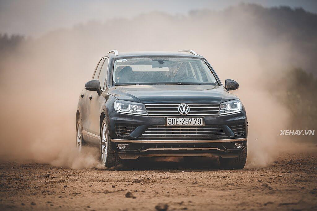 Volkswagen Touareg - Đậm chất Đức - Hình 48