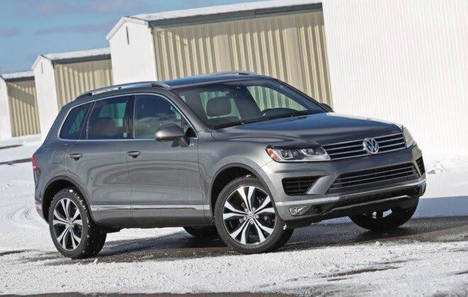 Volkswagen Touareg giảm giá 260 triệu đồng ở Việt Nam - Hình 2