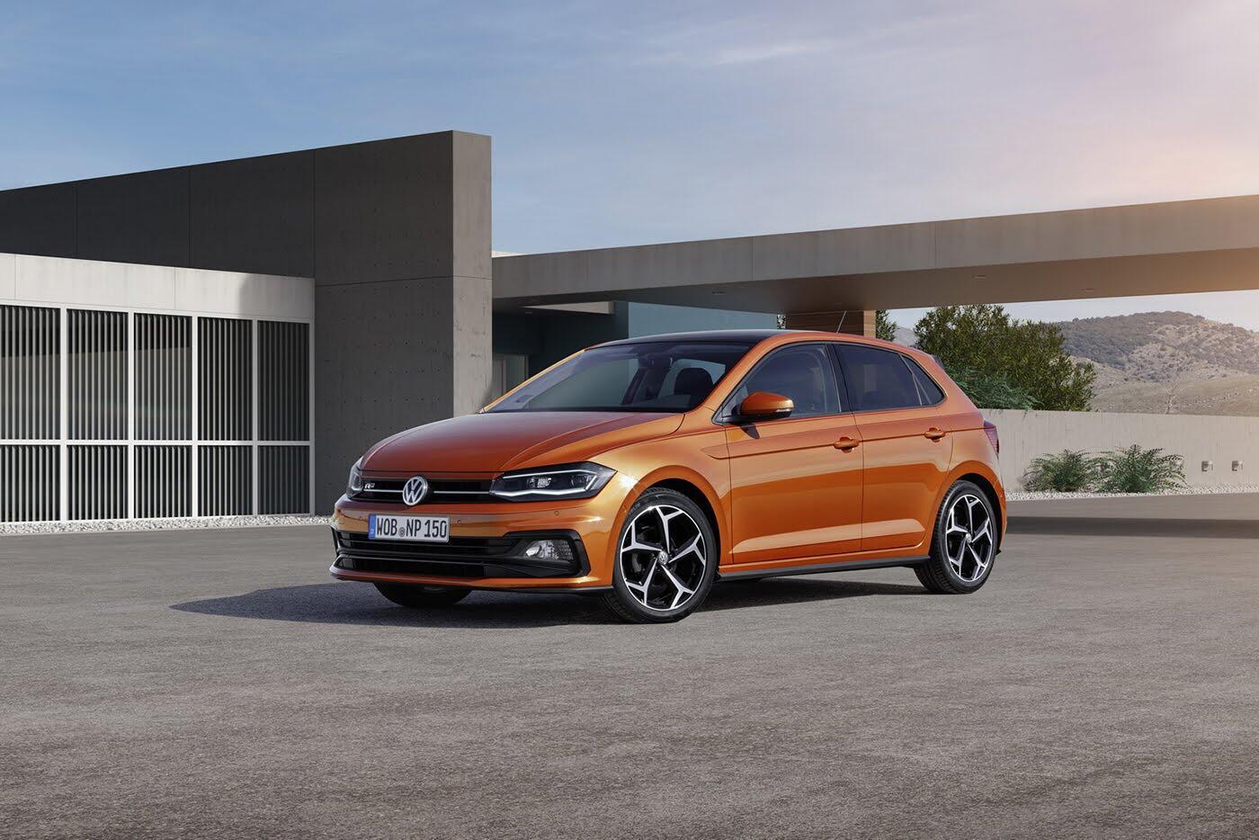 Volkwagen Polo 2018 trình làng với mức giá từ 14.290 USD - Hình 2