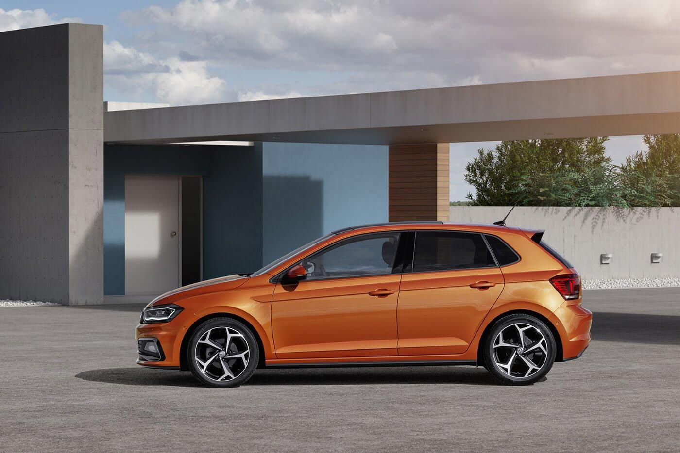 Volkwagen Polo 2018 trình làng với mức giá từ 14.290 USD - Hình 3