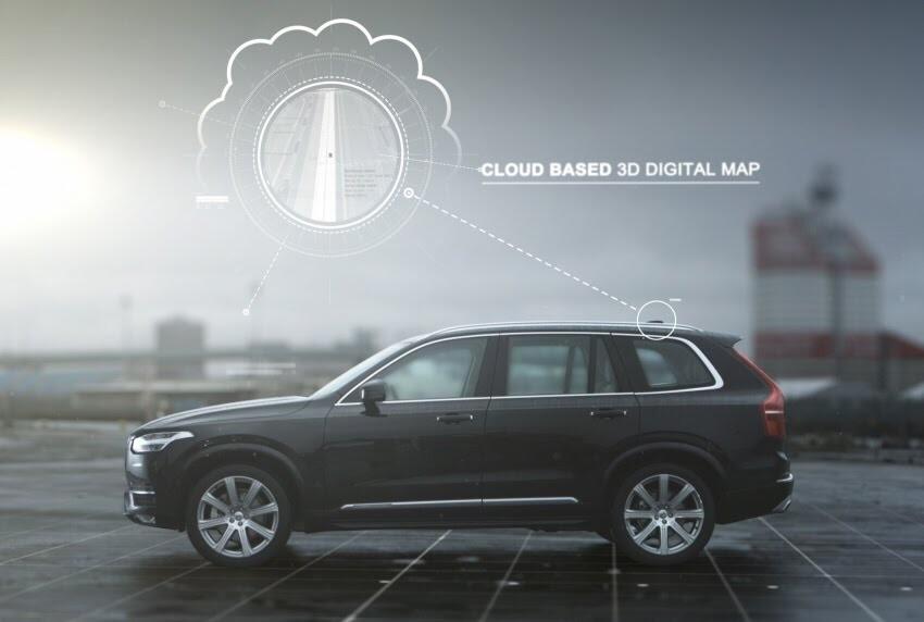 Volvo, Autoliv và Nvidia hợp tác phát triển xe tự lái - Hình 1