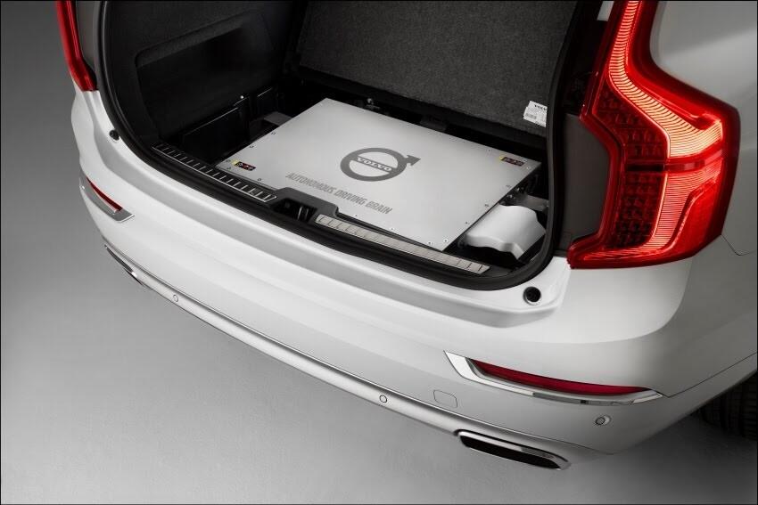 Volvo, Autoliv và Nvidia hợp tác phát triển xe tự lái - Hình 2