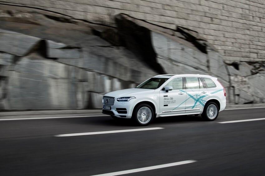 Volvo, Autoliv và Nvidia hợp tác phát triển xe tự lái - Hình 6