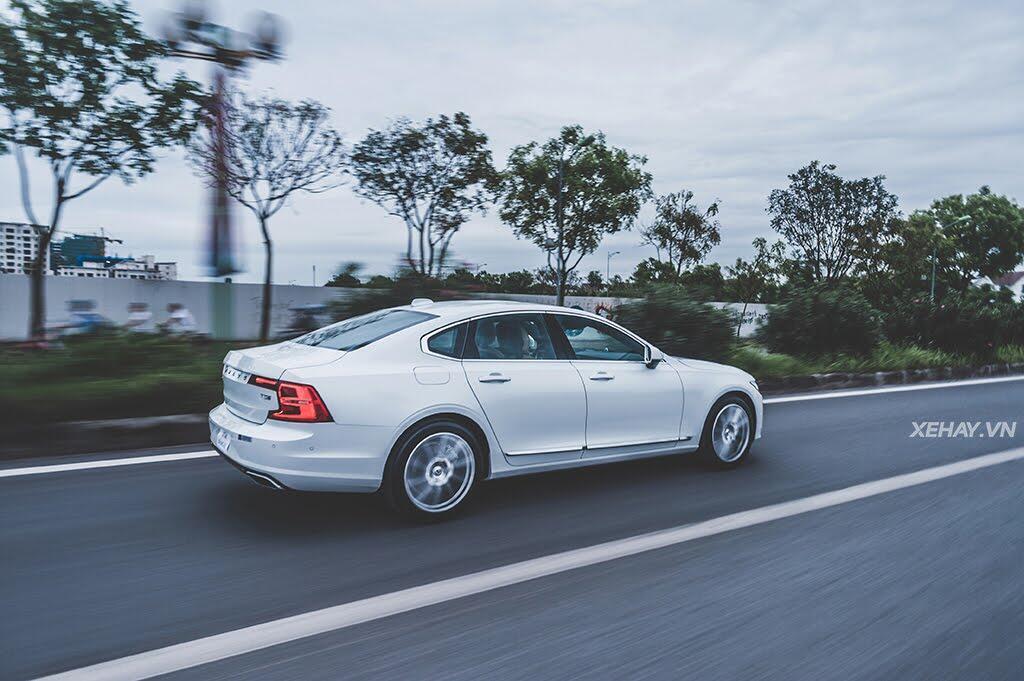 Volvo S90 - Trang nhã, tinh tế và khác biệt - Phần 2 (phần cuối) - Hình 9