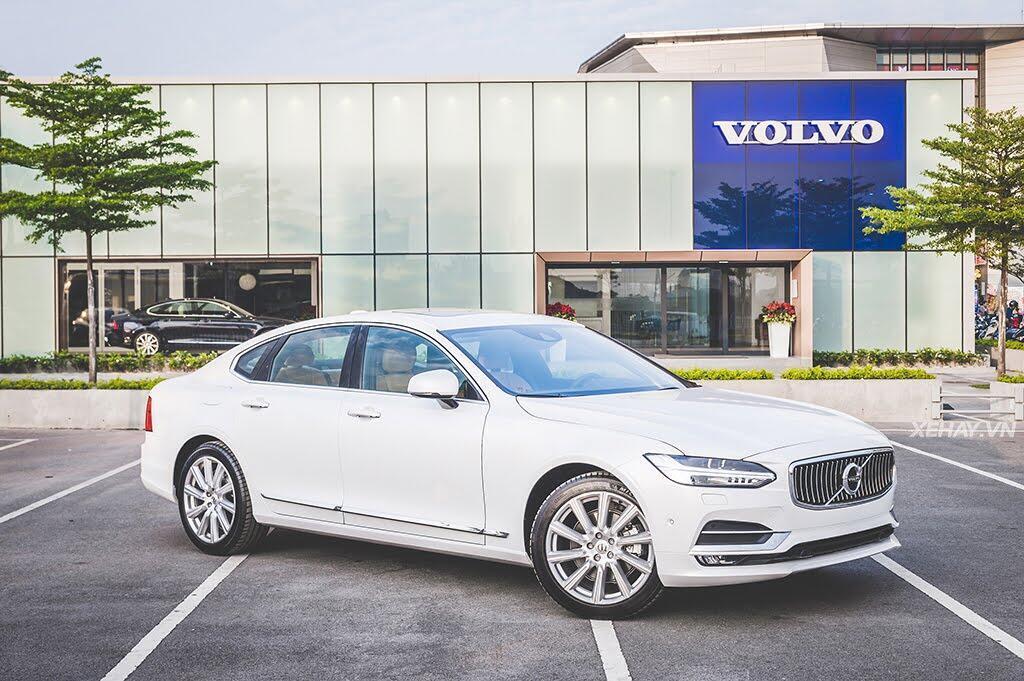 Volvo S90 - Trang nhã, tinh tế và khác biệt - Phần 2 (phần cuối) - Hình 10