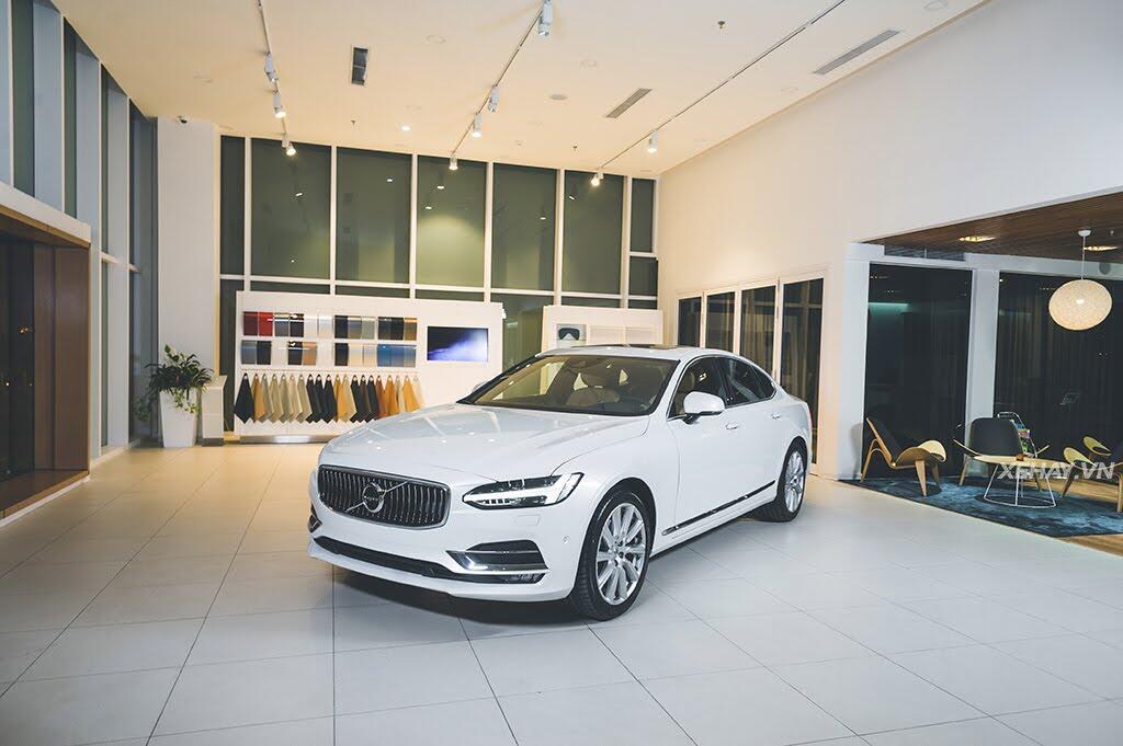 Volvo S90 - Trang nhã, tinh tế và khác biệt - Phần 2 (phần cuối) - Hình 16
