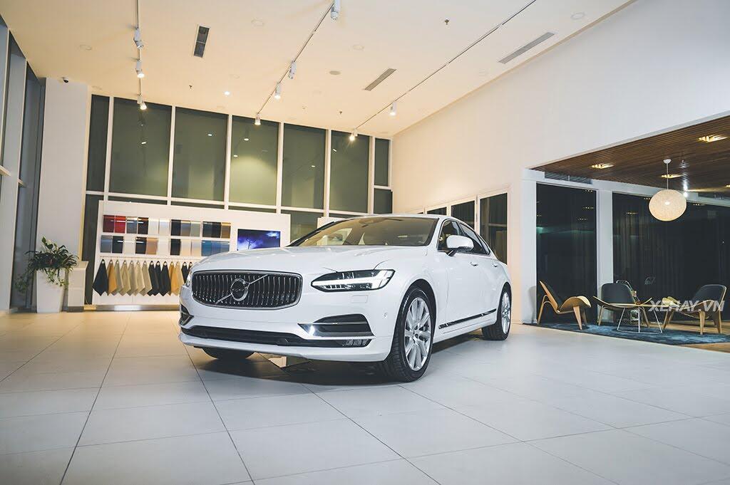 Volvo S90 - Trang nhã, tinh tế và khác biệt - Phần 2 (phần cuối) - Hình 17