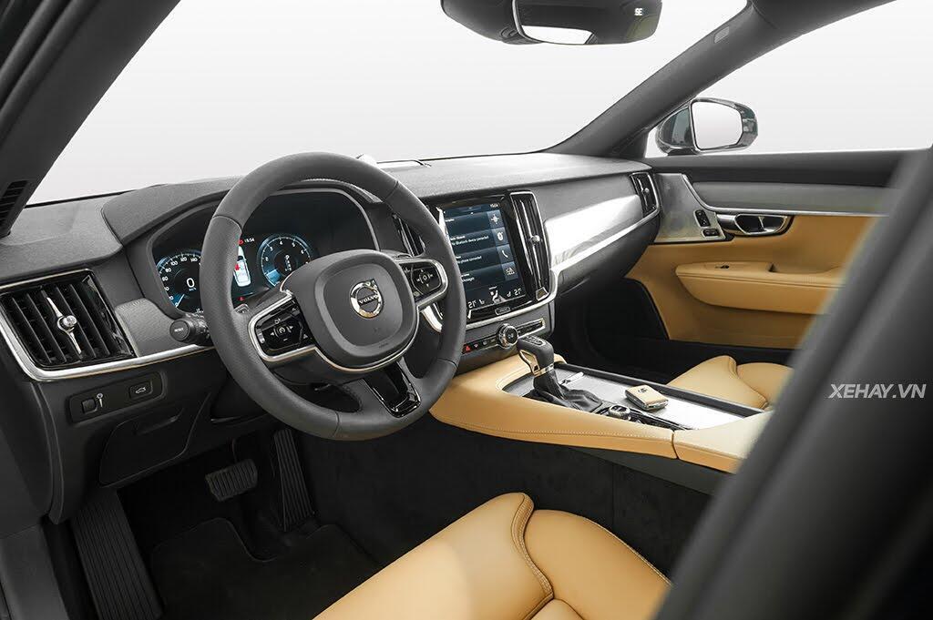 Volvo S90 - Trang nhã, tinh tế và khác biệt - Phần 2 (phần cuối) - Hình 20