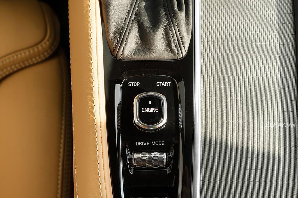 Volvo S90 - Trang nhã, tinh tế và khác biệt - Phần 2 (phần cuối) - Hình 22