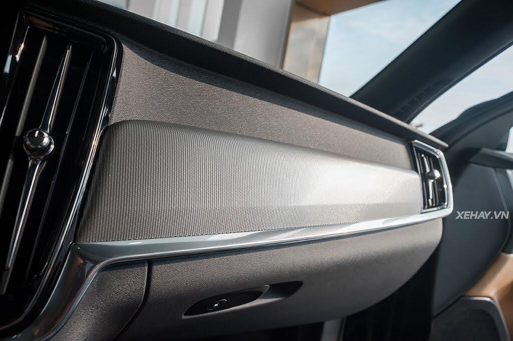 Volvo S90 - Trang nhã, tinh tế và khác biệt - Phần 2 (phần cuối) - Hình 25