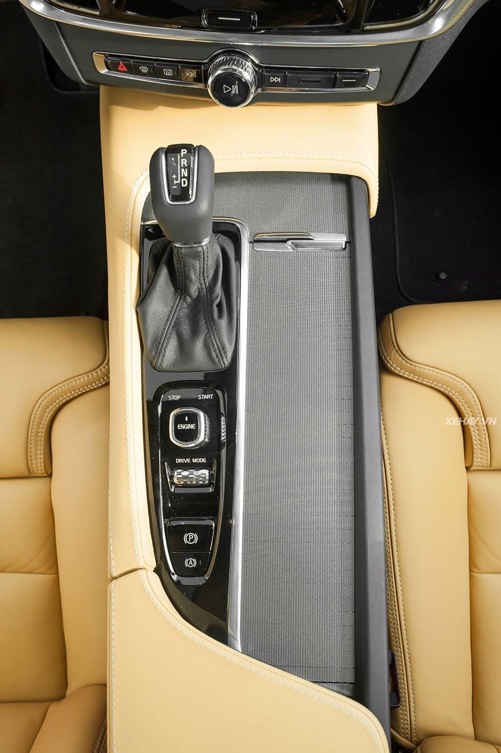 Volvo S90 - Trang nhã, tinh tế và khác biệt - Phần 2 (phần cuối) - Hình 29
