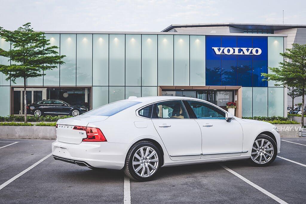 Volvo S90 - Trang nhã, tinh tế và khác biệt - Phần 2 (phần cuối) - Hình 34