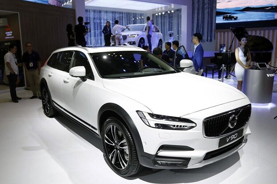Tổng quan Volvo V90