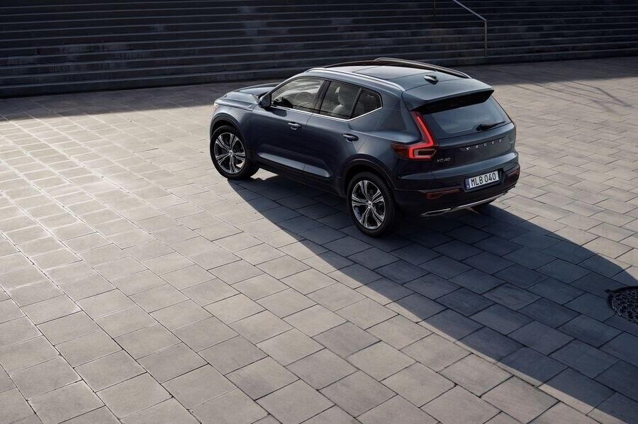 """Volvo XC40 Inscription 2019 tăng """"chất sang"""" để ra mắt khách hàng Mỹ - Hình 2"""
