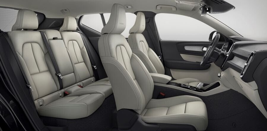 """Volvo XC40 Inscription 2019 tăng """"chất sang"""" để ra mắt khách hàng Mỹ - Hình 3"""