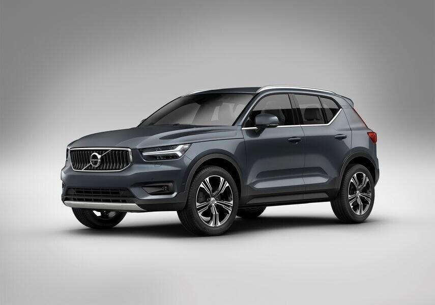 """Volvo XC40 Inscription 2019 tăng """"chất sang"""" để ra mắt khách hàng Mỹ - Hình 4"""