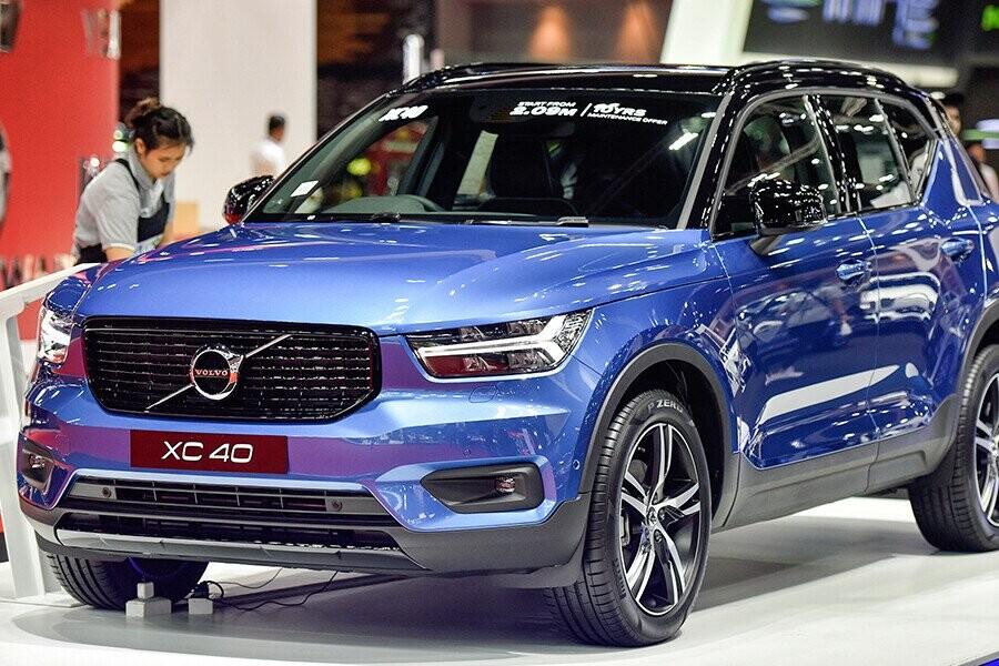 Tổng quan Volvo XC 40R-Design