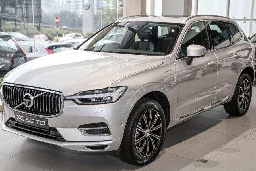 Tổng quan Volvo XC60
