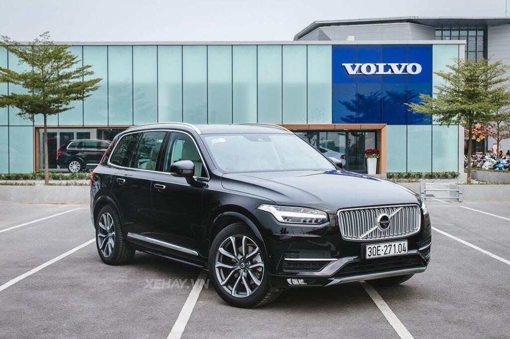 Volvo XC90 2017 - An toàn là sang trọng - Hình 2
