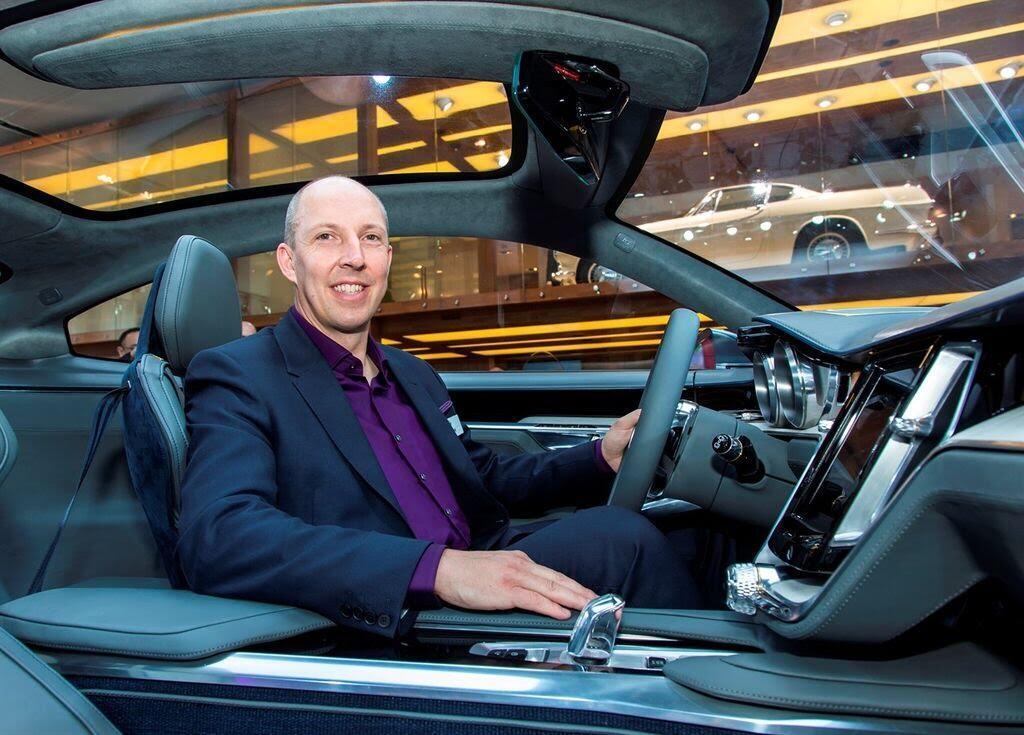 Volvo XC90 2017 - An toàn là sang trọng - Hình 5