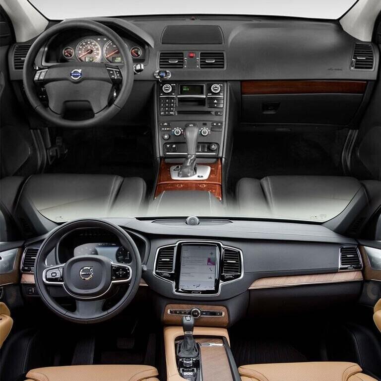 Volvo XC90 2017 - An toàn là sang trọng - Hình 6