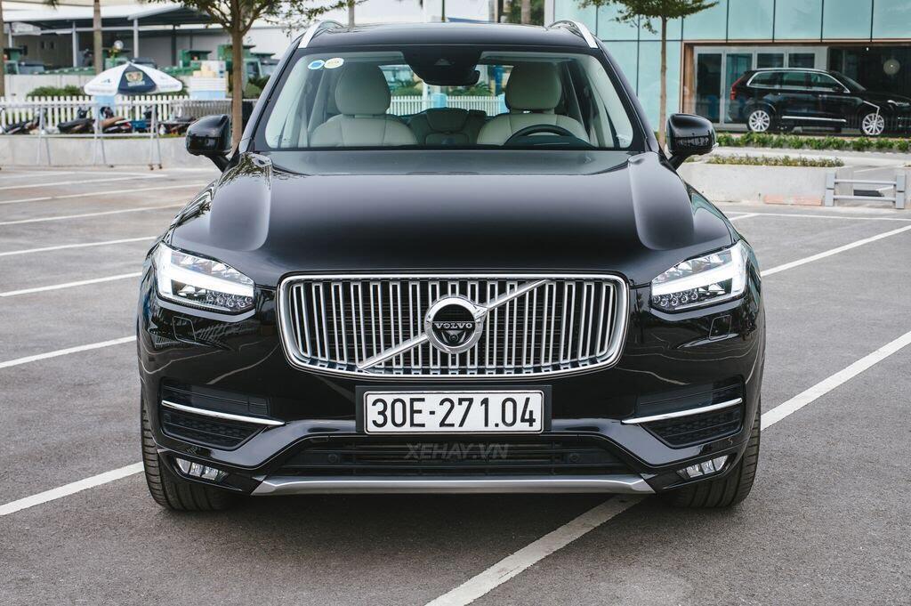 Volvo XC90 2017 - An toàn là sang trọng - Hình 7