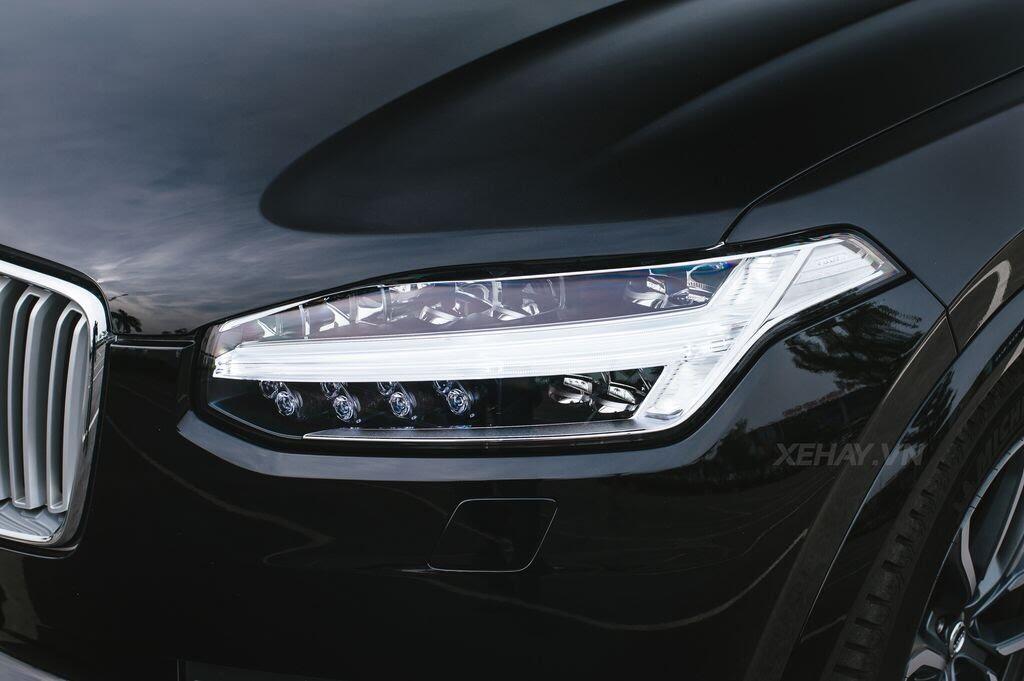 Volvo XC90 2017 - An toàn là sang trọng - Hình 9