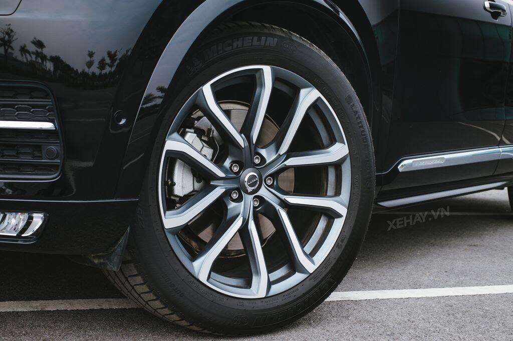 Volvo XC90 2017 - An toàn là sang trọng - Hình 10