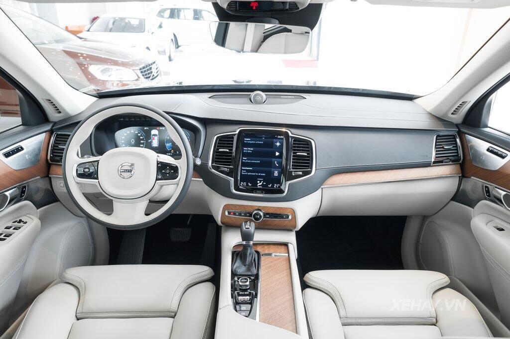 Volvo XC90 2017 - An toàn là sang trọng - Hình 12