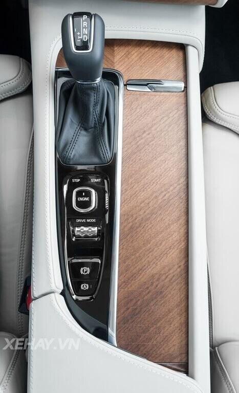 Volvo XC90 2017 - An toàn là sang trọng - Hình 13