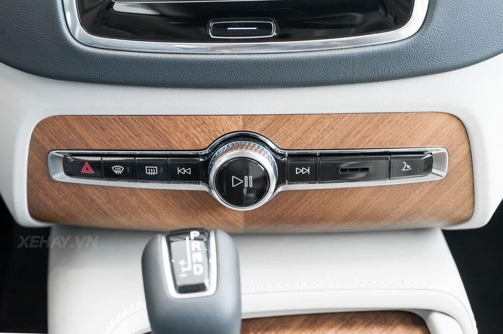 Volvo XC90 2017 - An toàn là sang trọng - Hình 14