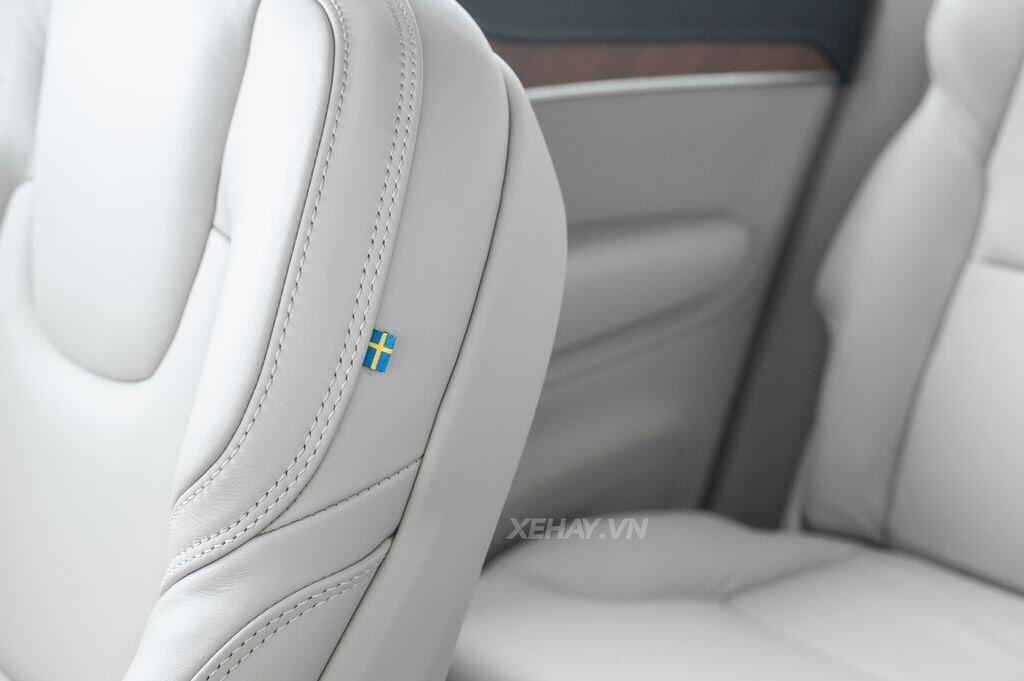 Volvo XC90 2017 - An toàn là sang trọng - Hình 16