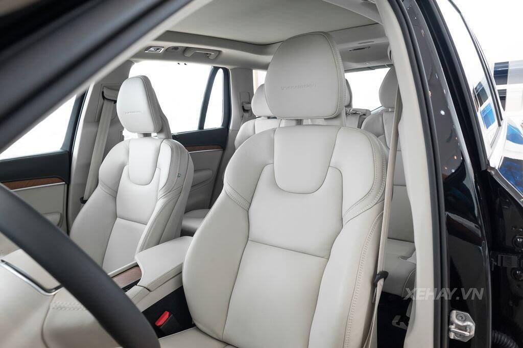 Volvo XC90 2017 - An toàn là sang trọng - Hình 17