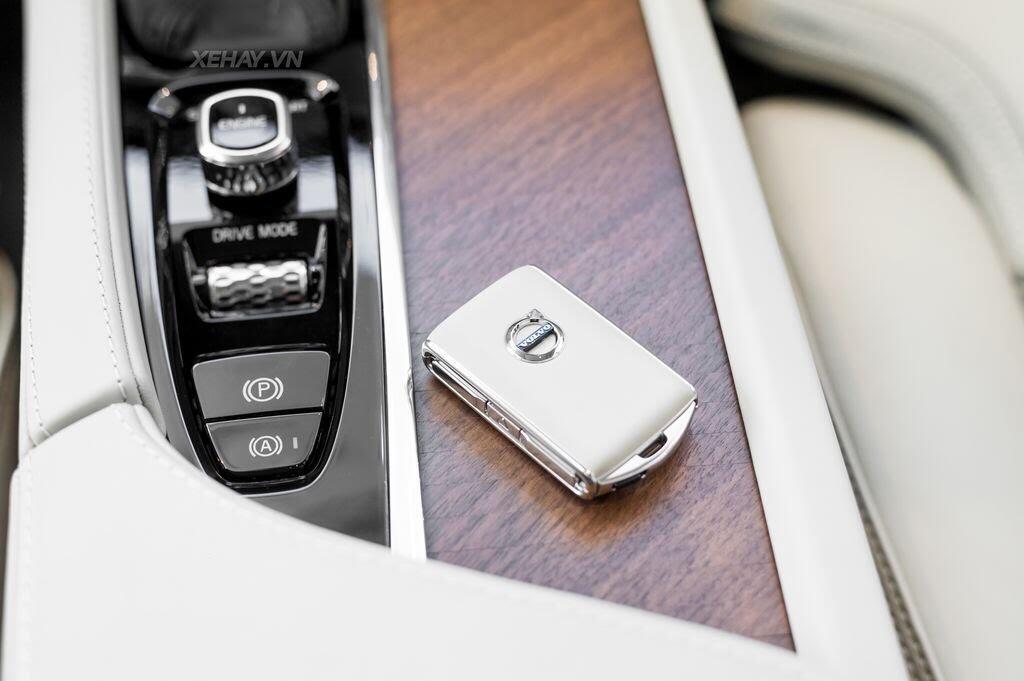 Volvo XC90 2017 - An toàn là sang trọng - Hình 20