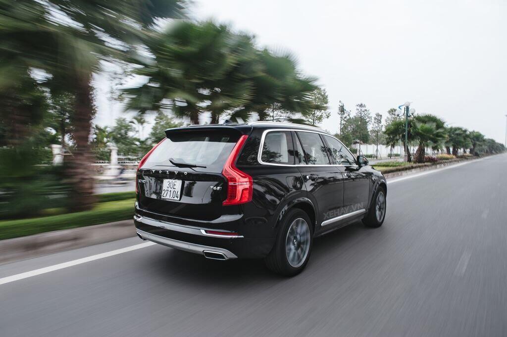 Volvo XC90 2017 - An toàn là sang trọng - Hình 21