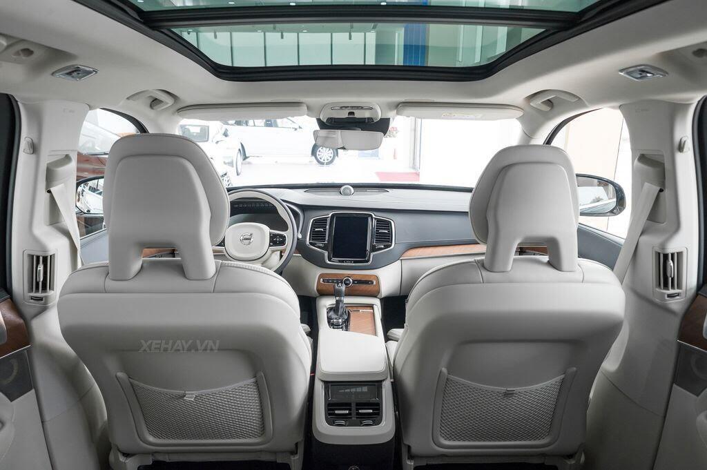 Volvo XC90 2017 - An toàn là sang trọng - Hình 22