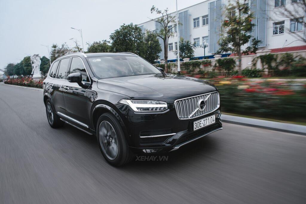 Volvo XC90 2017 - An toàn là sang trọng - Hình 25