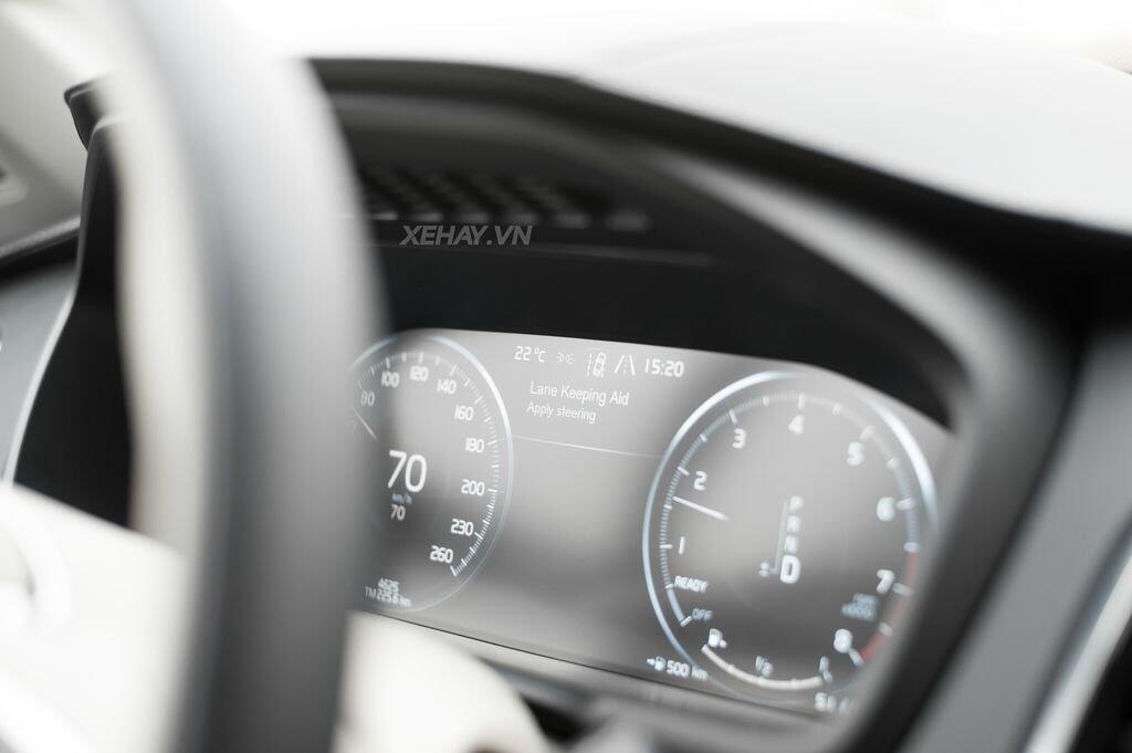 Volvo XC90 2017 - An toàn là sang trọng - Hình 26