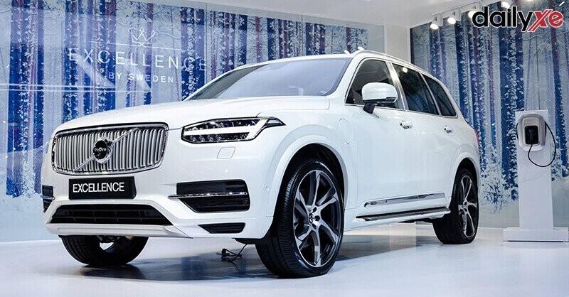 Tổng quan Volvo XC90