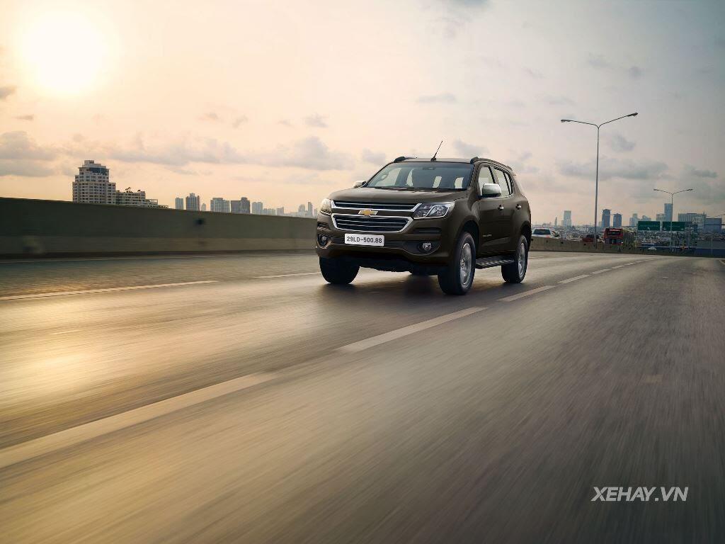 Vừa chốt giá từ 859 triệu đồng tại Việt Nam, Chevrolet Trailblazer còn được ưu đãi đến 80 triệu đồng - Hình 3