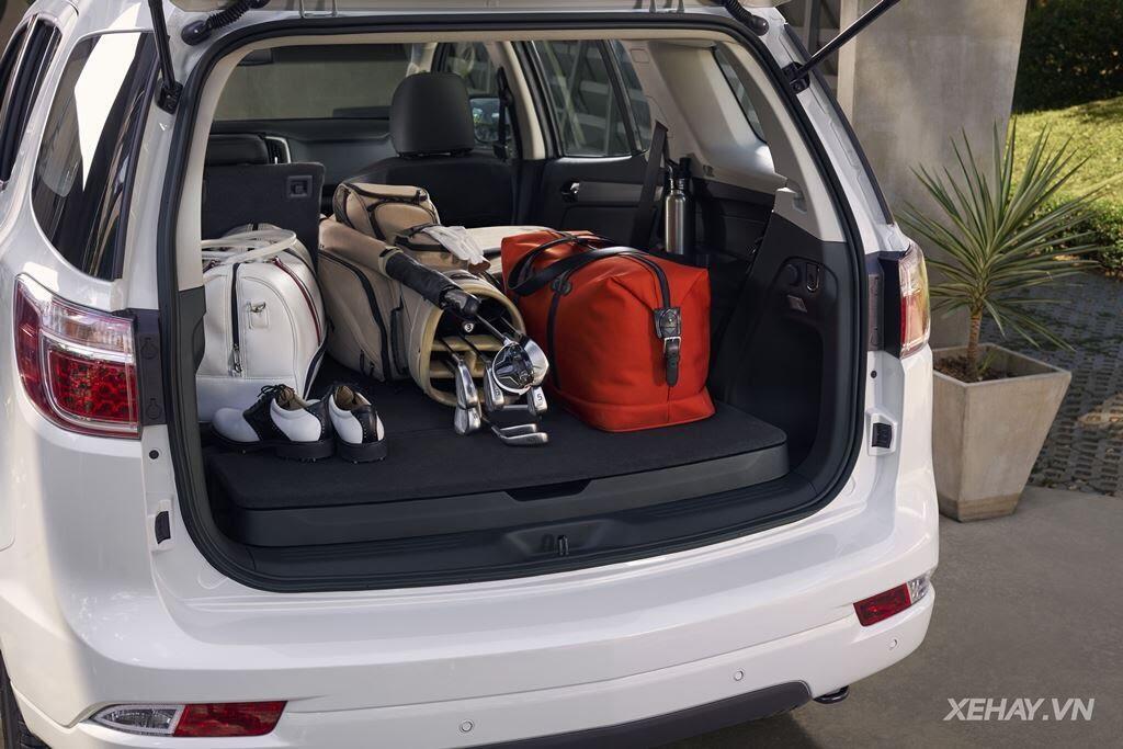 Vừa chốt giá từ 859 triệu đồng tại Việt Nam, Chevrolet Trailblazer còn được ưu đãi đến 80 triệu đồng - Hình 6