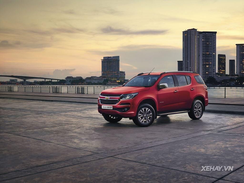 Vừa chốt giá từ 859 triệu đồng tại Việt Nam, Chevrolet Trailblazer còn được ưu đãi đến 80 triệu đồng - Hình 7