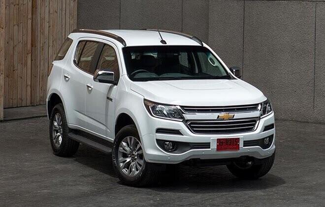 Vừa ra mắt, Chevrolet Trailblazer đã giảm 80 triệu đồng - Hình 1