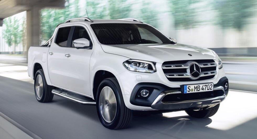 X-Class - bán tải hạng sang đầu tiên của Mercedes chính thức ra mắt - Hình 1