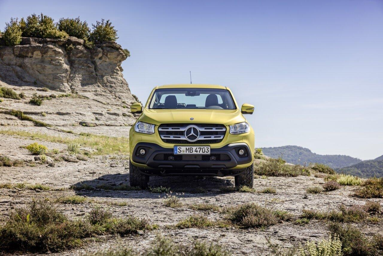 X-Class - bán tải hạng sang đầu tiên của Mercedes chính thức ra mắt - Hình 10