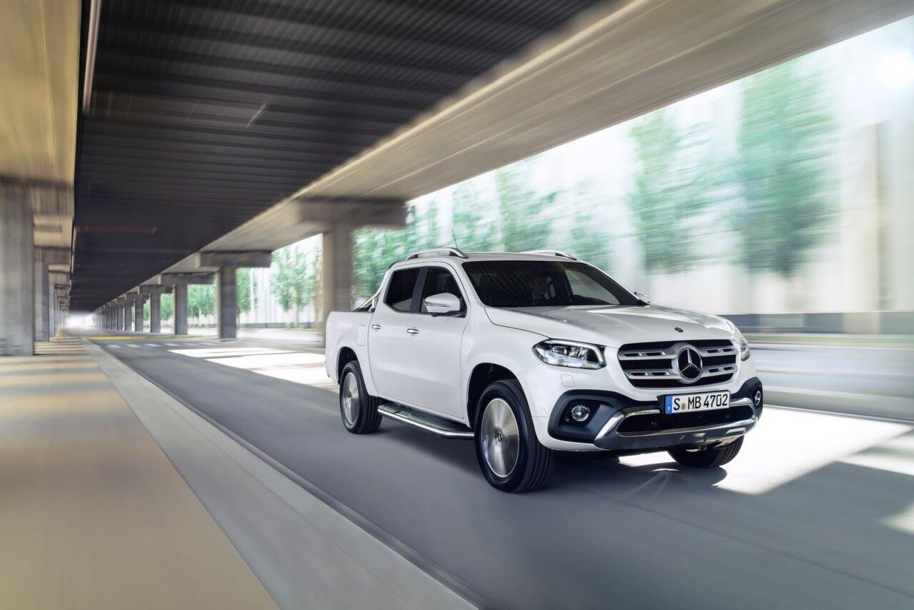 X-Class - bán tải hạng sang đầu tiên của Mercedes chính thức ra mắt - Hình 12