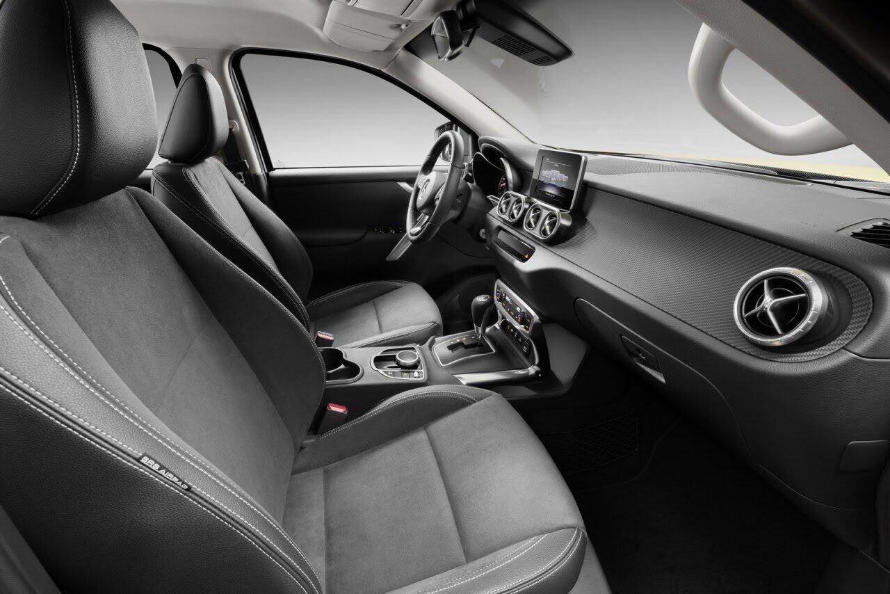 X-Class - bán tải hạng sang đầu tiên của Mercedes chính thức ra mắt - Hình 16